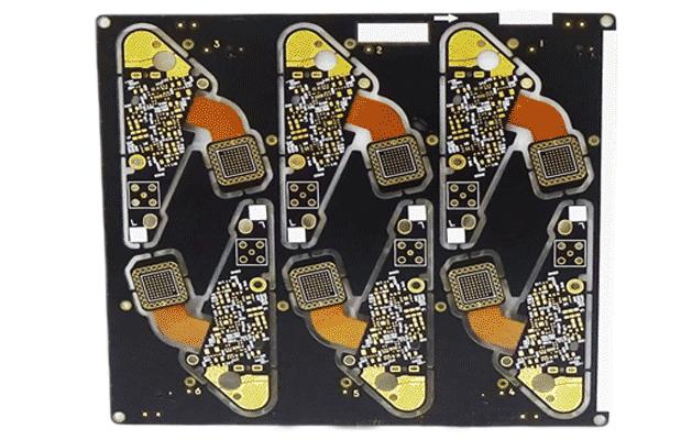 6层软硬结合PCB电路板