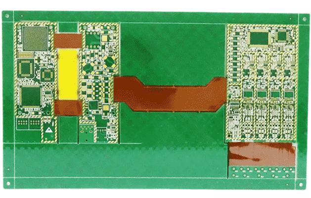 8层软硬结合PCB电路板
