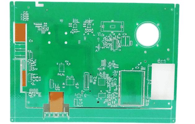 8层软硬结合PCB电路板(医疗电子)